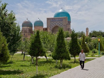 Réserver (avec paiement en ligne): Trek village par village - Ouzbekistan