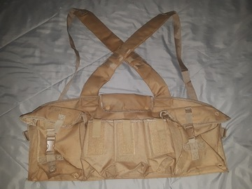 Selling: VISM Triple AK chest rig in Coyote