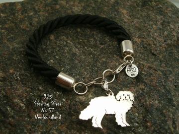 Selling: Bracelet  Newfoundland * 925 silver sterling