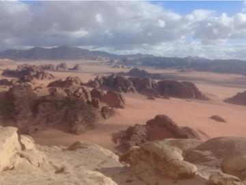 Book (with online payment): Trek Petra and Wadi Rum - Jordan
