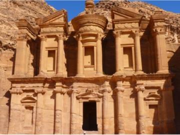 Réserver (avec paiement en ligne): Trek Petra and Wadi Rum - Jordan