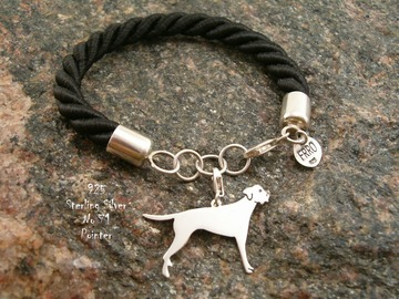 Selling: Bracelet  Pointer * 925 silver sterling