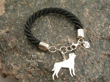 Selling: Bracelet  Tosa Inu * 925 silver sterling