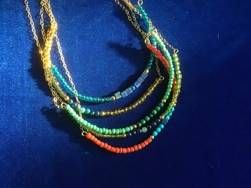 Selling with online payment: Chroma Necklace