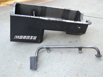 Selling with online payment: 79-95 Mustang Moroso 7 QT Oil Pan