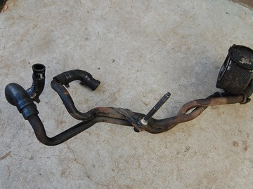 Selling with online payment: 94-95 Mustang Cobra Oil Cooler Setup