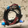 Selling without online payment: 87-93 mustang headlight harness
