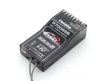 Selling: Futaba R7008SB 2.4Ghz FASSTest 8-Channel High Voltage Receiver (1