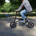 Renting out: Electric foldable Fiido D1 bicycle 30km range, 25km/h