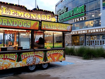 Book & Pay Online (hourly rental): Carnival Foodie Experience - Boardwalk Bites Food Truck