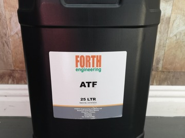 Spares / consumables for sale: 25ltr ATF