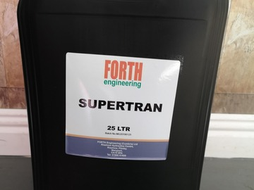 Spares / consumables for sale: supertran