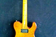 Selling: Occhineri custom telecaster