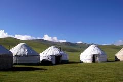 Réserver (avec paiement en ligne): Randonnée équestre - découverte de la vie nomade  - Kirghizistan