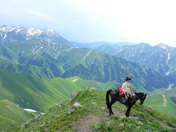 Réserver (avec paiement en ligne): Sur les traces des ancêtres : Talas à  Sary-Chelek - Kirghizistan