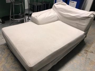 Annetaan: White sofa, must be taken by 30.1