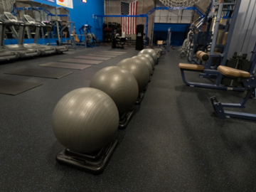 List a Space: Fully Equipped Gym including Obstacle Course Equipment