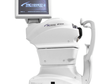 Selling with online payment: ***EXTREMELY RARE***    Topcon NW400 Non Mydriatic Fundus Camera