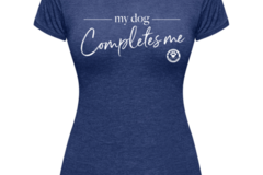 Selling: My Dog Completes Me