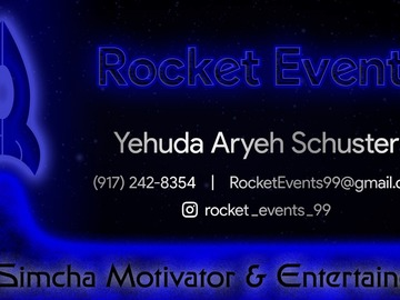 Accept Deposits Online: Rocket Events Entertainment