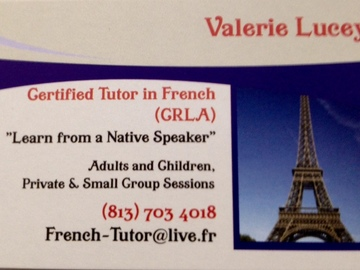 Coaching Session: Learn French from a Native Speaker.