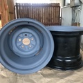 Selling without online payment: Ford drag wheels
