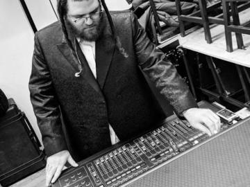 Accept Deposits Online: Lazer Berkowitz - Sound Engineer