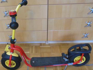 Myydään: PUKY Scooter