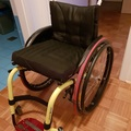 Selling with online payment: WHEELCHAIR KUSCHALL K4