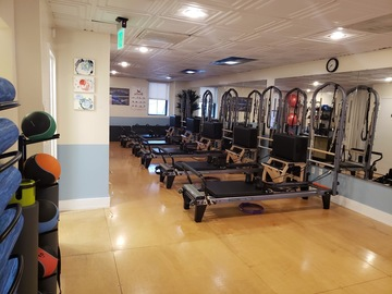 List a Space: Urban Fitness Studio