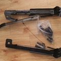 Selling without online payment: 94 to 04 passenger seat rail /bracket