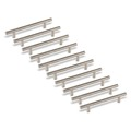Make An Offer: 700 sets of 10. Kitchen Cabinet Handles Stainless Steel