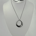 "Buy Now: 35-- ""EXPRESS"" JEWELRY-- NECKLACE & EARRINGS  $2.99 SET!"