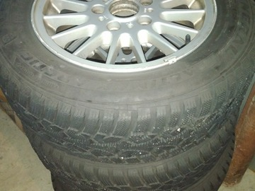 "Selling: BMW E36 15"" wheels. No tires"