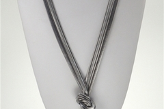 "Buy Now: 36 pc EXPRESS Snake Chain Tassel  Necklace Silver 36""-  $2.75 pcs"