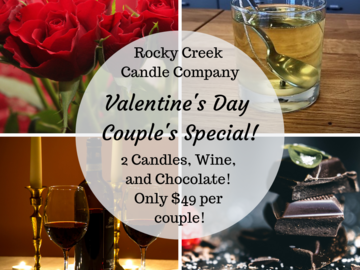 Event Listing: Valentine's Couple's Special