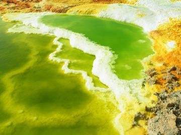 Réserver (avec paiement en ligne): Les montagnes du Siemen et le désert du Dallol - Ethiopie