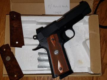 Selling: Western Arms Novak Next 1911