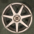 """Selling: 18""""x9"""" Set of 4 Konig Tantrums 4x100 (buyer pays shipping)"""