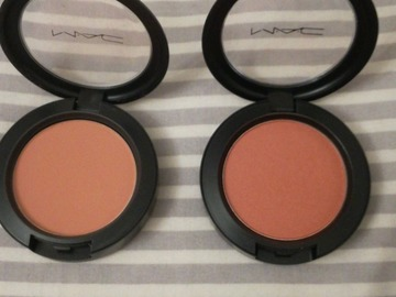 Venta: Pack Colorete MAC Ed. Limitada See Me Blush y Melba