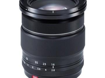Vermieten: FUJIFILM XF 16-55 mm f/2.8