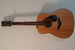 Renting out: Yamaha FG 700MS