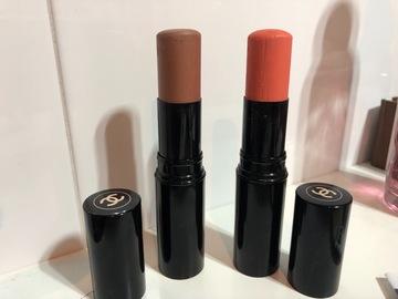 d8b94090f Venta: Colorete en barra Chanel los dos 25€