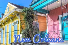 Daily Rentals: New Orleans OC Haley and CCBBQ festival parking