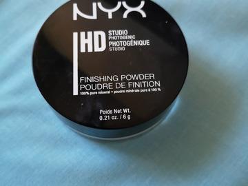 Venta: Polvos sueltos HD NYX