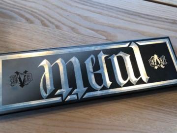 Venta: Metal Matte Kat Von D