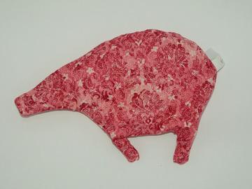 Vente au détail: Bouillotte sèche - Cochon rose - création originale