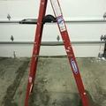 Renting out equipment (w/o operator): 6 ft. A-frame ladder with 250 lbs. load limit
