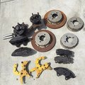 Selling with online payment: 79-93 Mustang Wilwood Superlite Brake Parts
