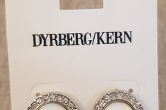 Ilmoitus: Uudet DYRBERG/KERN-korvakorut